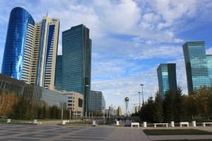 Астана, Казахстан практика бедности