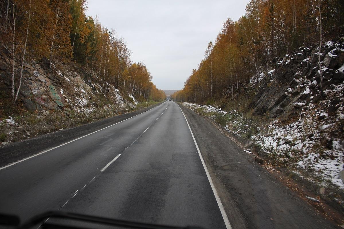 Урал Путешествие автостопом