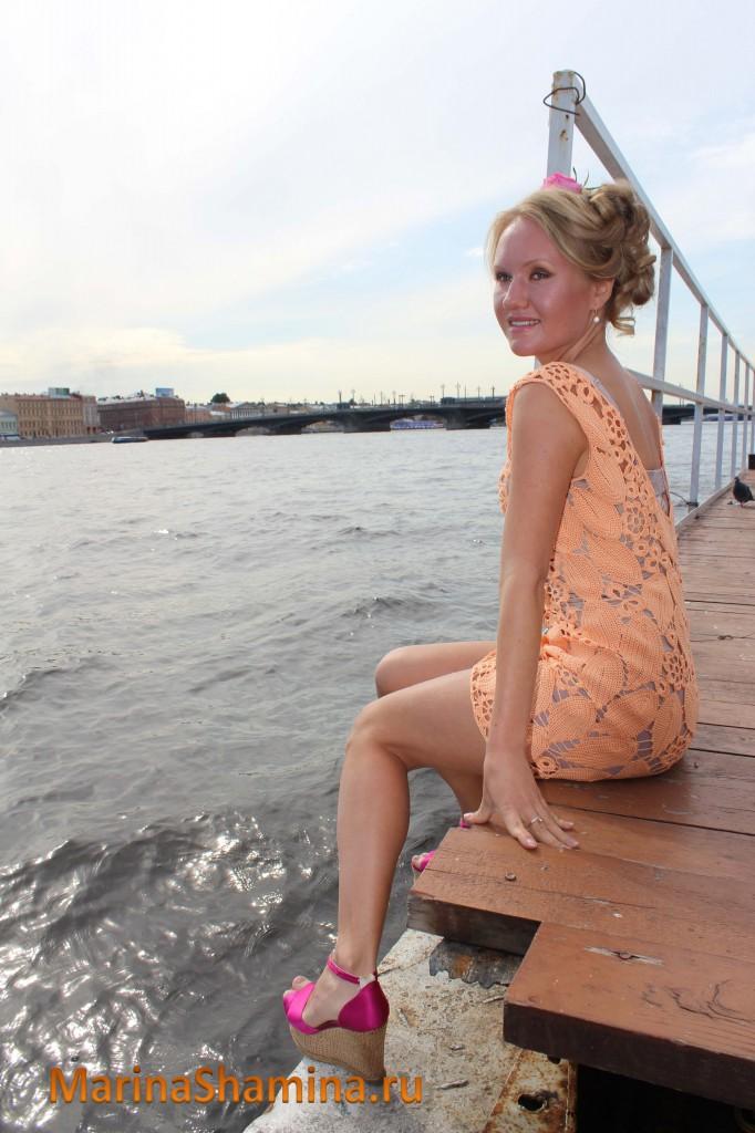 Кира Штафун интервью с Мариной Шаминой
