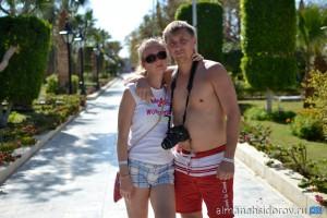 Евгений и Наталья Сидоровы